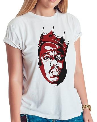 28a3a5f9 Notorious Big Shirt - Biggie Smalls Shirt - Hip Hop Legend Rappers - It was  All