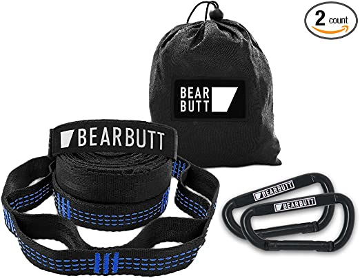 Bear Butt Kodiak Hammock Straps - Great Quality for The Price