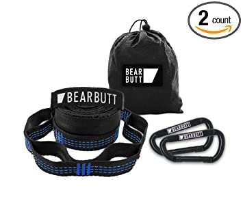 Amazon.com: Correas para hamaca de Bear Butt – La mejor ...