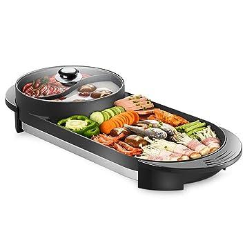 BBQ - The Electric Korean Barbecue Hot Pot Maifan Stone ...
