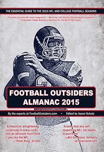 Download Football Outsiders Almanac 2015: The Essential Guide to the 2015 NFL and College Football Seasons Pdf