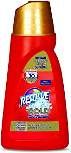 Resolve Gold Oxi-Action Gel in-Wash Laundry Stain Remover (for Colors)