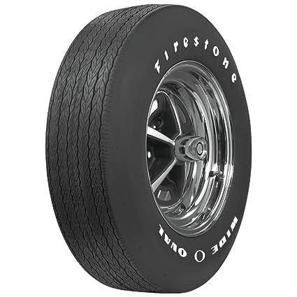 Amazon.com: Coker Tire 54850 Firestone Wide Oval Raised White
