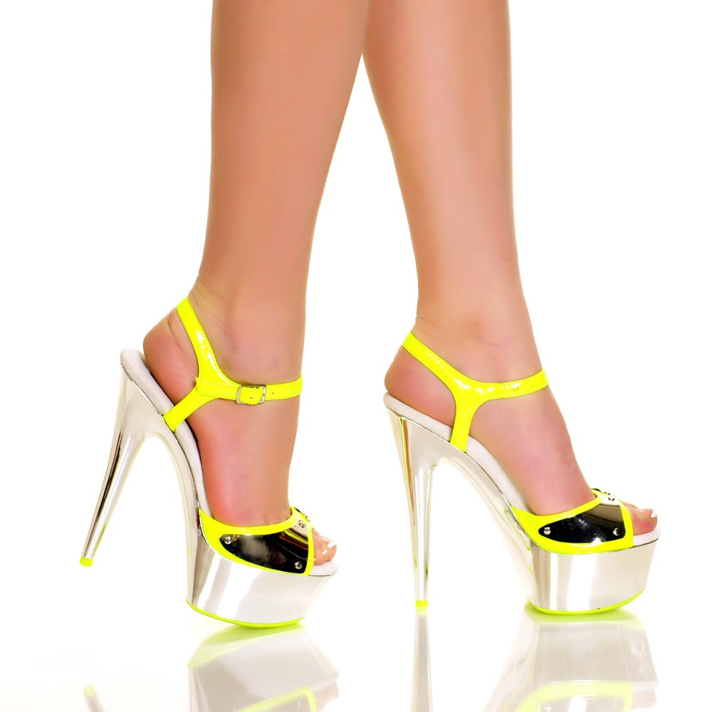 The Highest Heel AMBER-751, 6
