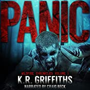 Panic: Wildfire Chronicles, Book 1 | K.R. Griffiths
