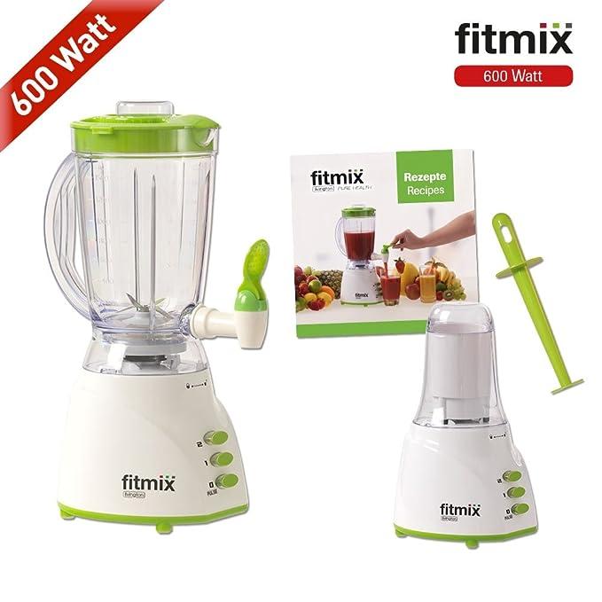 Bekend van TV: Fitmix Blender Groen: Amazon.es: Hogar