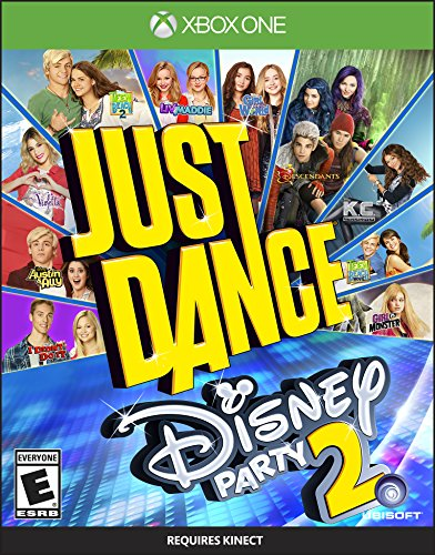 Ocean Dance Costumes (Just Dance Disney Party 2 - Xbox One Standard Edition)
