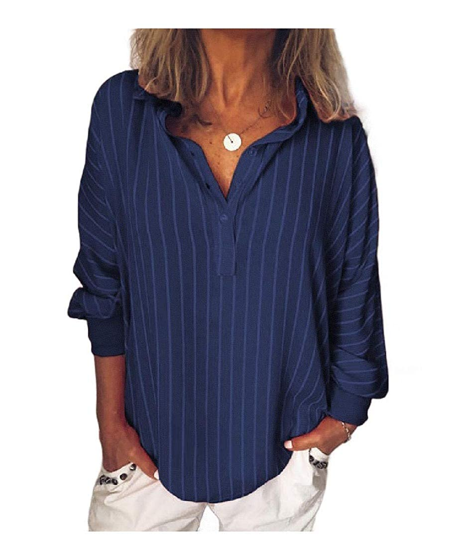 Coolred-Women Long Sleeve Casual Slim Fit Oversized Dolman Top T-Shirt