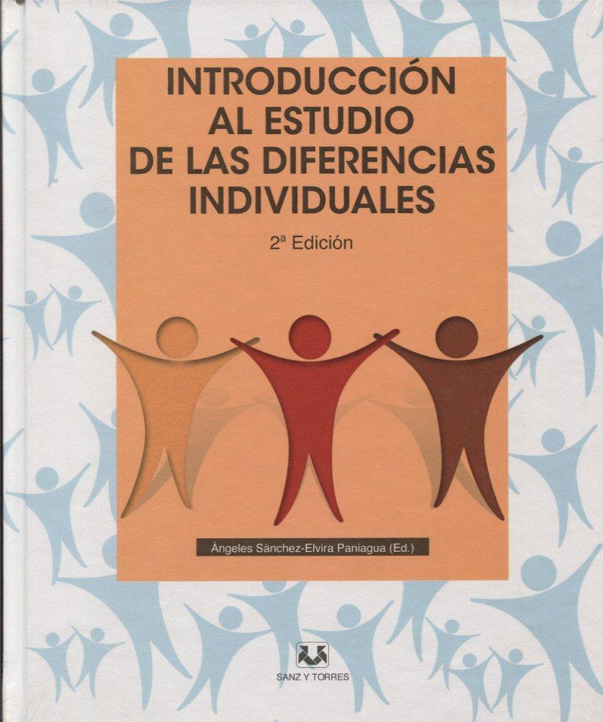 Introducción al estudio de las diferencias individuales ...