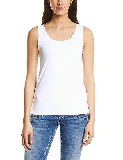 Street One Camiseta sin Mangas para Mujer