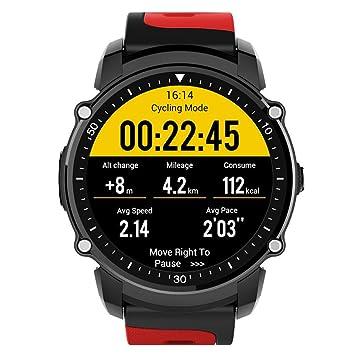 Huang Dog-shop Smartwatch con Whatsapp,Bluetooth Smart Watch ...