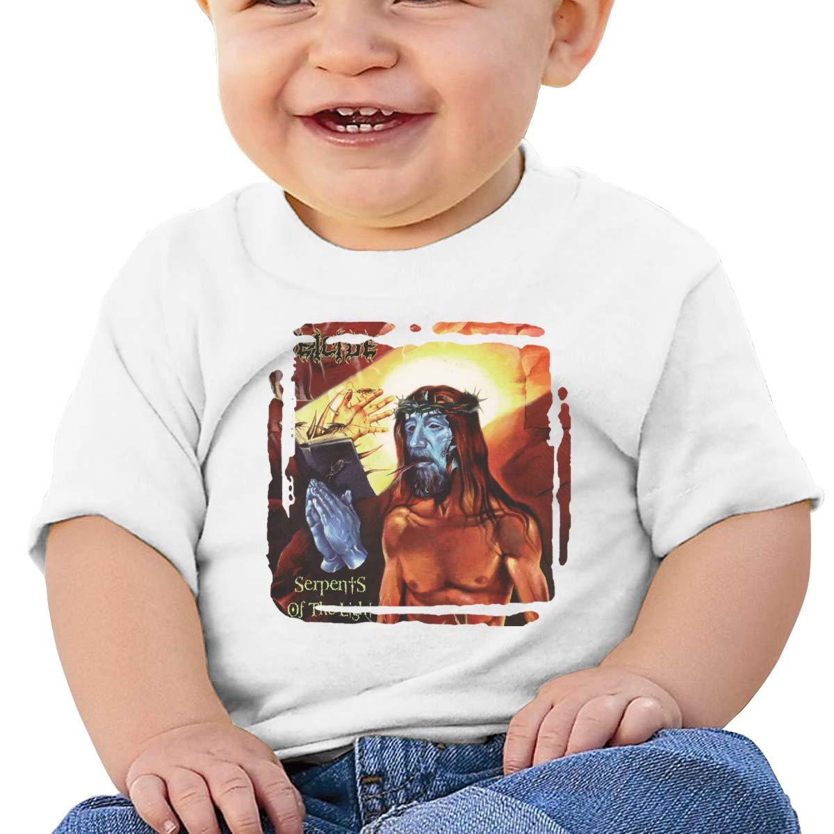Kangtians Baby Deicide Short Sleeve Shirt Toddler Tee