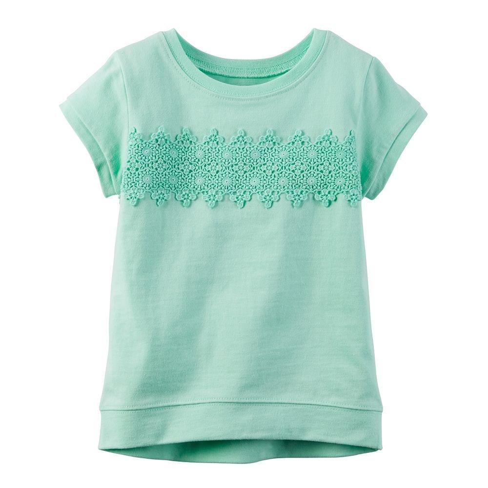 人気が高い  カーターの赤ちゃんの女の子のTシャツ B01M4G63BF B01M4G63BF, MAKU:c36a6dcc --- a0267596.xsph.ru