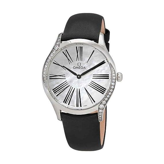 Omega De Ville 428.17.36.60.05.001 - Reloj de pulsera para mujer