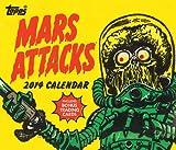 img - for Mars Attacks 2014 Wall Calendar book / textbook / text book