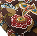 Pillow Perfect Indoor/Outdoor Annie Wicker Seat