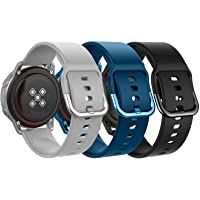 MoKo Band Compatible with Galaxy Watch 3 41mm/Galaxy Watch Active/Active 2/Galaxy Watch 42mm/Gear Sport/Gear S2 Classic…