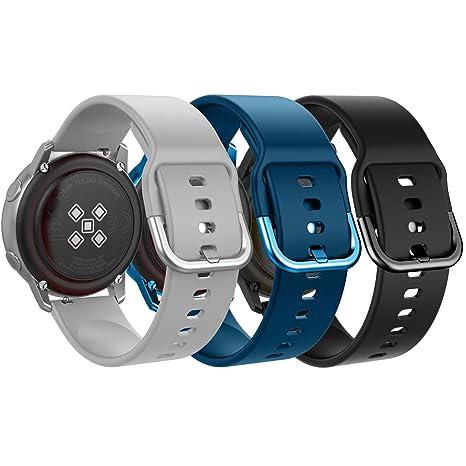 Amazon.com: MoKo Correa compatible con Samsung Galaxy Watch ...