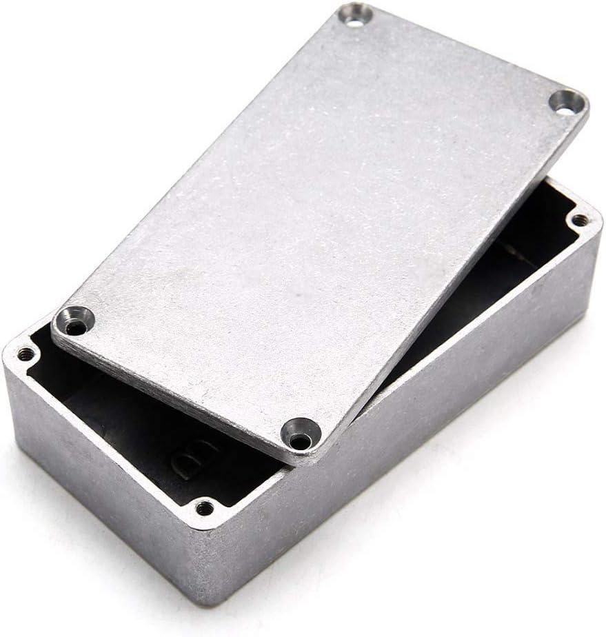 Bo/îte de rangement /étanche en aluminium sous pression IP54 7 tailles pour bo/îtier ext/érieur