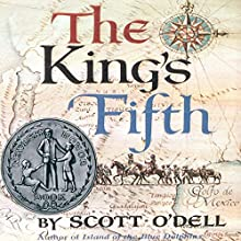 The King's Fifth Audiobook by Scott O'Dell Narrated by Jonathan Davis