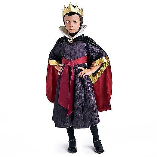 Disney Evil Queen Costume for Kids Size 3  sc 1 st  Amazon.com & Amazon.com: Disney Evil Queen Costume for Kids: Clothing