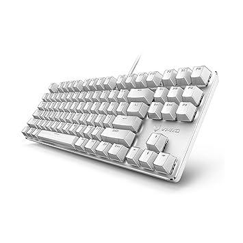 7c75104b176 Razer Cynosa Chroma Gaming Keyboard With Razer Chroma RGB Lighting  (Individual Backlit Keys, Durable Design, Anti-ghosting And UK Layout):  Amazon.co.uk: ...