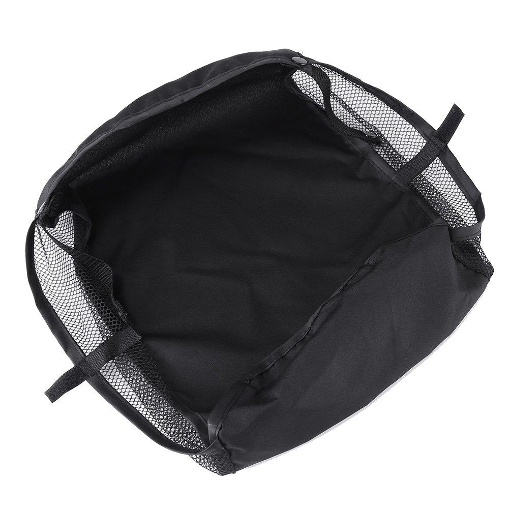 Baby Stroller Pram Waterproof Bottom Basket Infant Pushchair Buggy Shopping Storage Bag Organizer Case Mesh Netting Accessories Organizer Zerodis