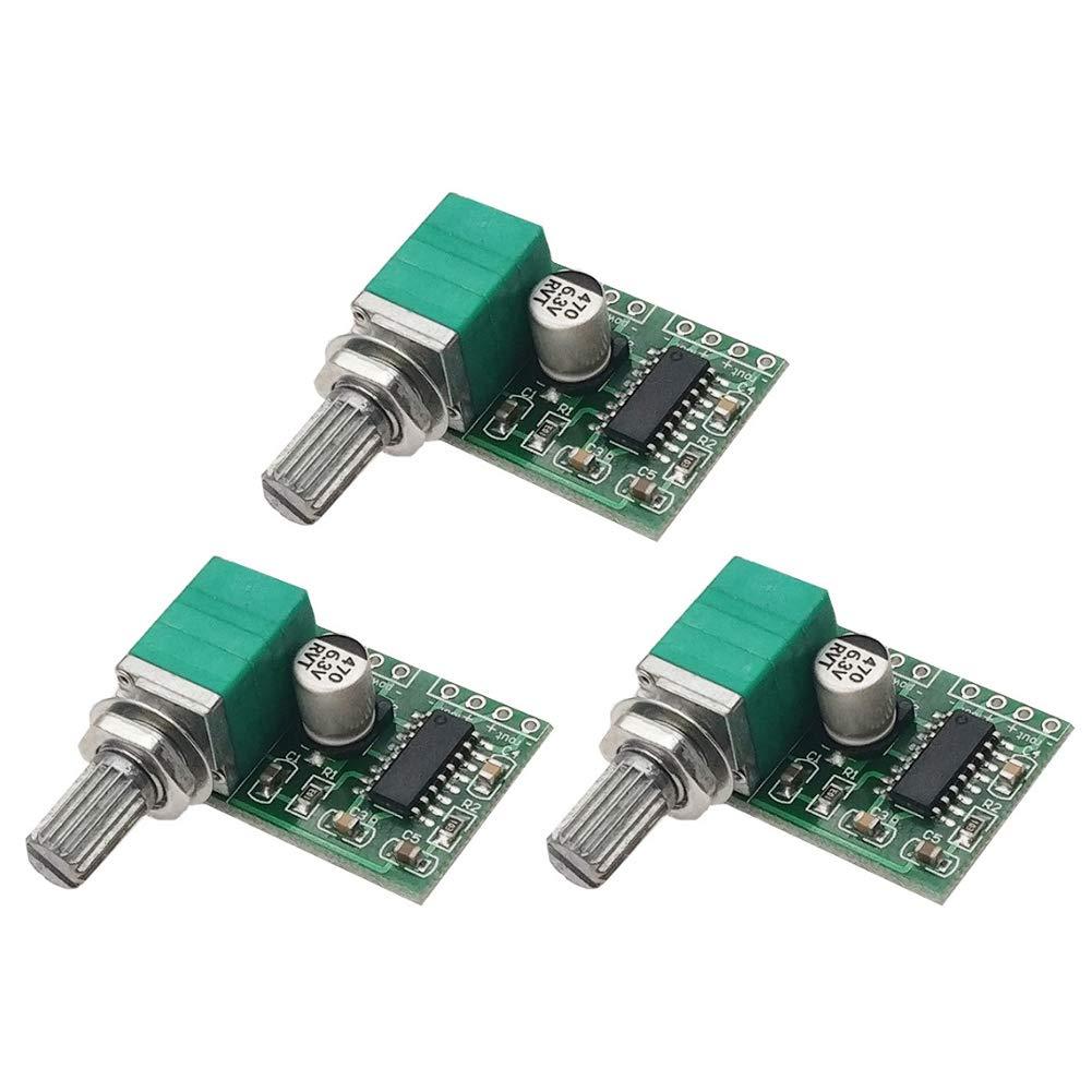 Onyehn Mini Audio Amplifier Board PAM8403 DC 5V Digital: Amazon in