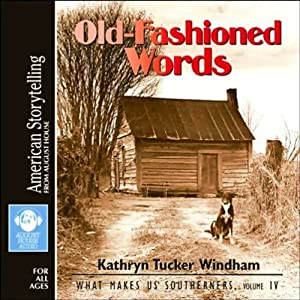 Old-Fashioned Words Audiobook
