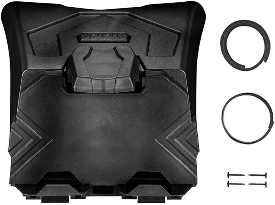 Fits 2017 2018 2019 2020 Can Am Maverick X3 Electronic Device Holder with Integrated Storage X3 Max Issyzone X3 Tablet Holder for iPad