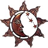 Wandhänger soleil, lune et étoiles
