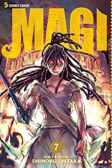 Magi, Vol. 7: The Labyrinth of Magic by [Ohtaka, Shinobu]