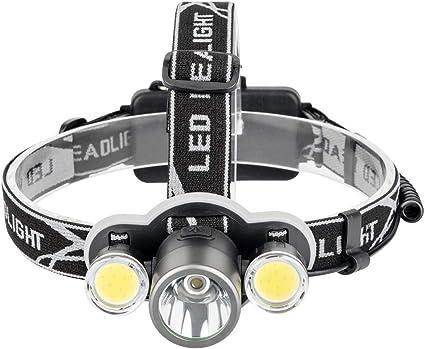 Lanterns /& Lights Portable LED Headlamp Fishing Headlight Torch Work Light SKY