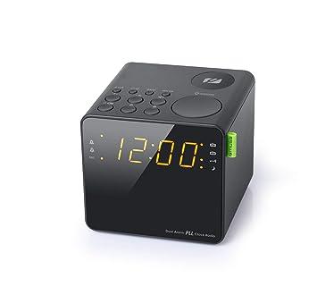 Muse M-187CR - Radio (Reloj, Digital, FM,MW,PLL