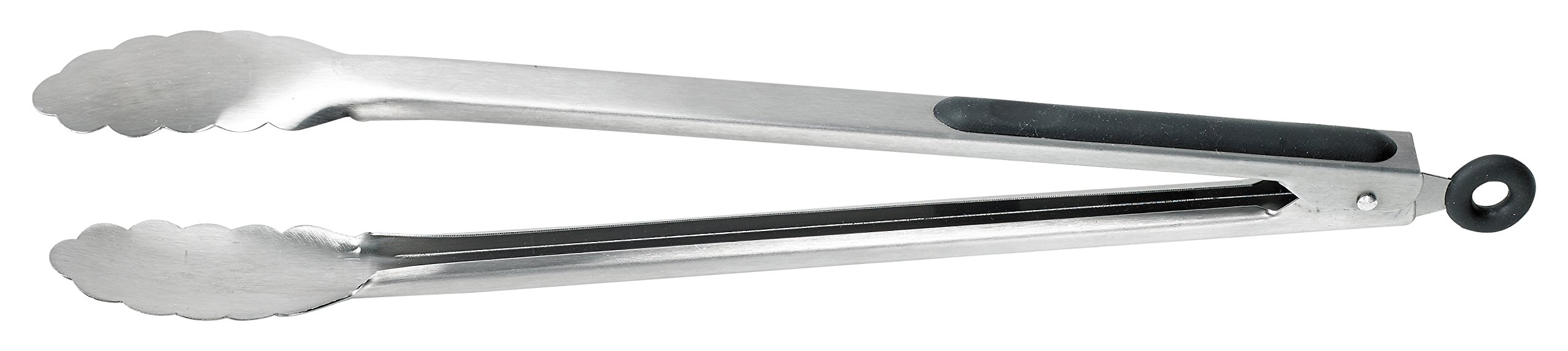 Cutlery-Pro Chef Locking Kitchen Tong, Professional Quality, 18/8 Stainless Steel, 12-Inches