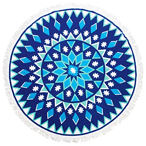 answet-100-cotton-super-soft-printed-round-beach-throw-tapestry-gypsy-tablecloth-beach-towelyoga-mat
