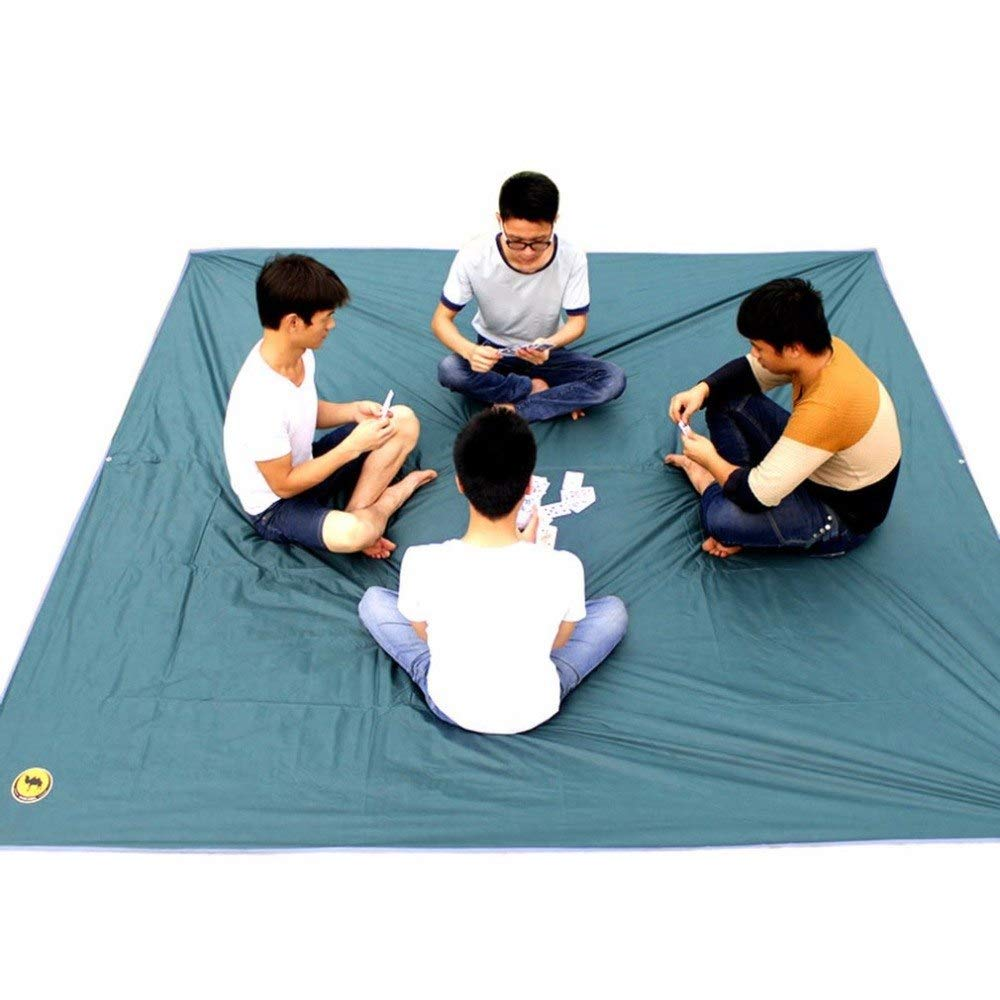 Desert Camel D08 300x300CM Super Large Size Waterproof Outdoor Camping Mat Foldable Oxford Cloth Beach Picnic Play Mat Brand New