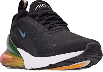 the best attitude f7617 32f6c NIKE AIR MAX 270 SE MEN S CASUAL SHOES (7.5 M US, Black Laser