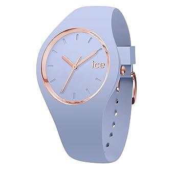 17e09241552a Ice-Watch Reloj Analógico para Mujer de Cuarzo con Correa en Silicona  15333  Amazon.es  Relojes