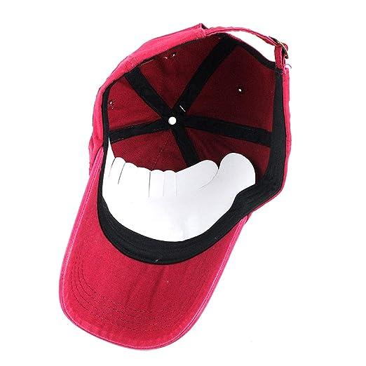 be4bf0507 2019 New Cotton Men's Baseball Cap Hats Casquette Gorras Summer ...