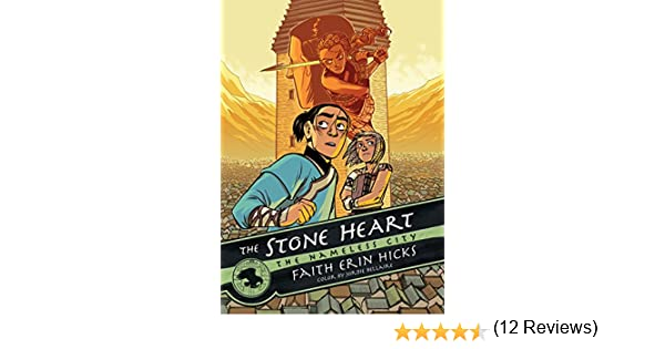 Amazon the nameless city the stone heart ebook faith erin amazon the nameless city the stone heart ebook faith erin hicks jordie bellaire kindle store fandeluxe Epub