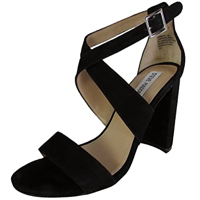 589a67d076f Steve Madden Womens Christa High Heel Sandal Shoes