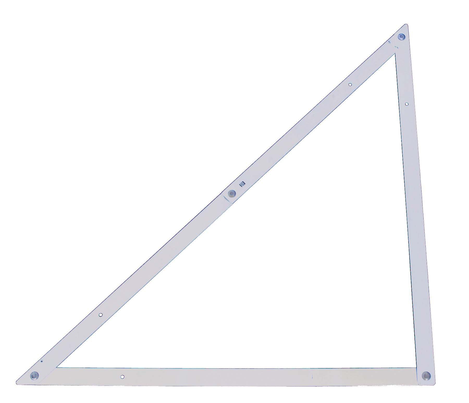 Stanley Folding Builders Square, Length: 172cm x Width: 122cm