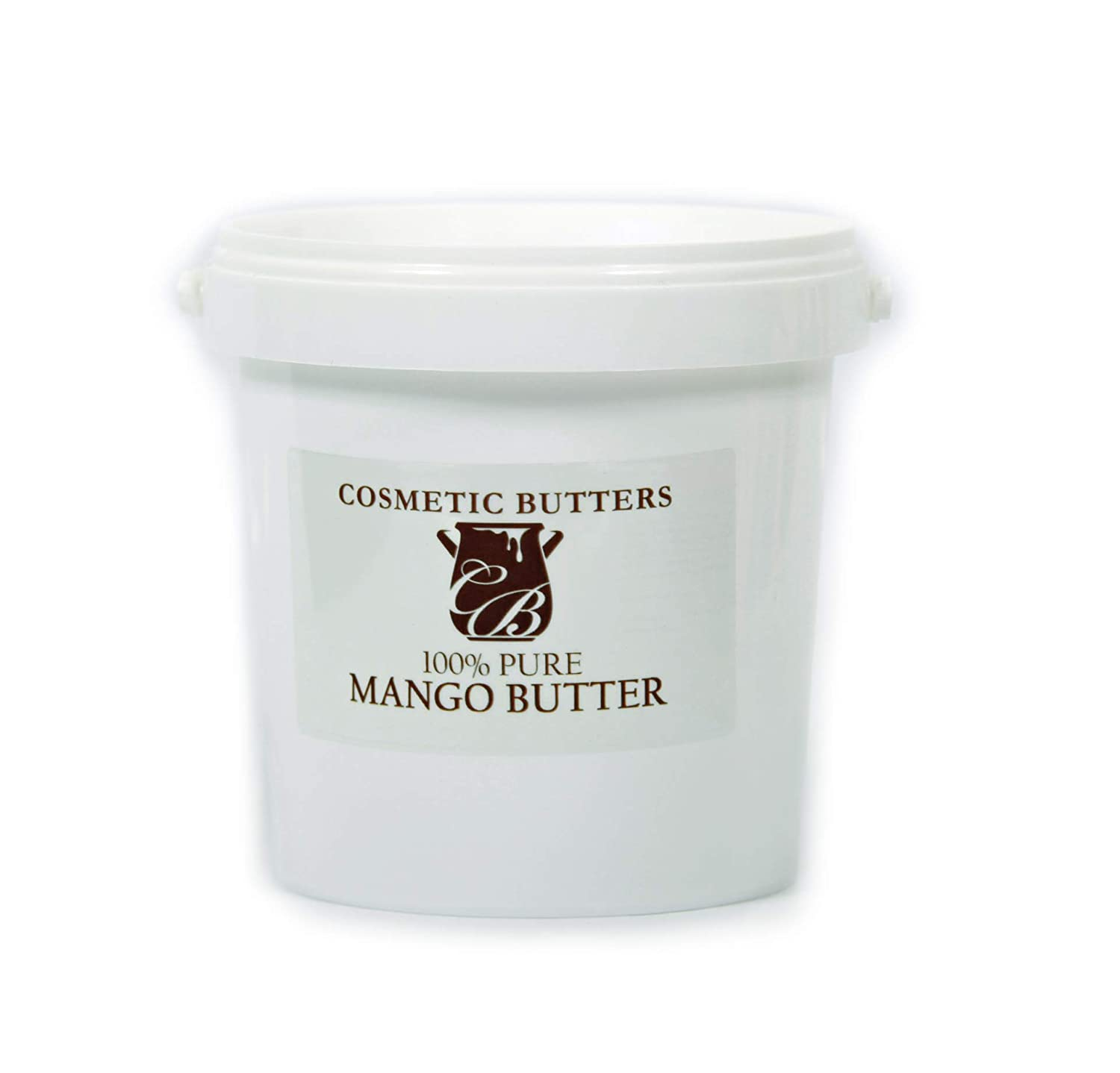 Mango Butter - 100% Pure and Natural - 1Kg Mystic Moments BUTTMANG1K