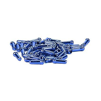 30Pcs Bicycle  Brake Wire End Core Cap Cable Aluminum Cover Gear Bike Parts P Al
