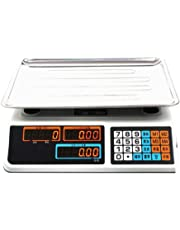 Digital Electronic Scales Platform Scale Scale Scale Said Kitchen Scale Weighing Grams Weighing 30kg Vegetables and Fruit kg Said Recording