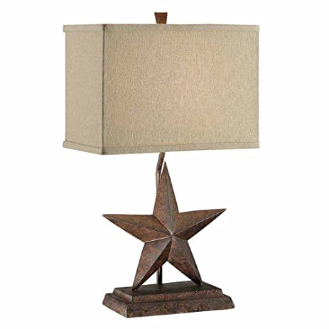 Amazon crestview collection star poly table lamp home kitchen crestview collection star poly table lamp mozeypictures Image collections