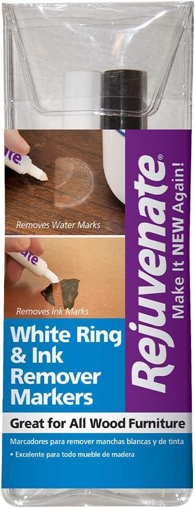 Rejuvenate White Ring and Dark Ink Stain Remover Pens