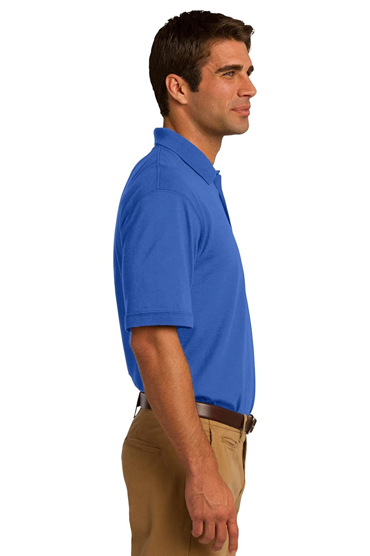 Port /& Company/® 5.5-Ounce Jersey Knit Pocket Polo Royal XXXXX-Large