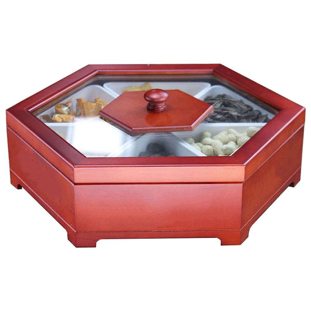 フルーツトレイの世帯の貯蔵のバスケットはドライフルーツ/ピーナッツ/キャンデーを貯えることができます   B07MQJMZNW